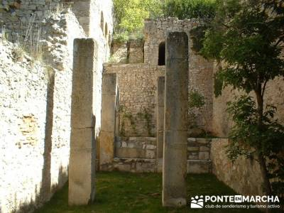Centro de Turismo Rural Somolinos; grupos senderismo; Free trekking